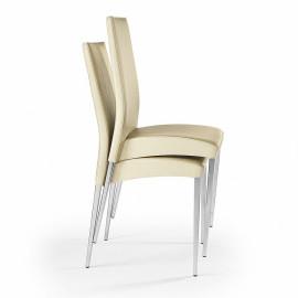 2 sedie impilabili mod....