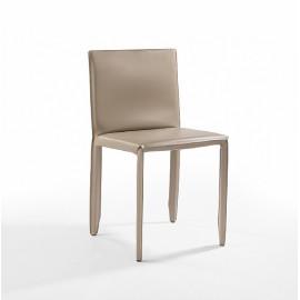 2 sedie in cuoio mod. Yuma