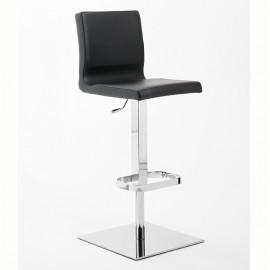 Adjustable stool padded...