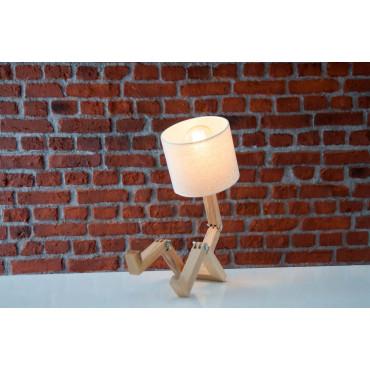 Lampada Da Tavolo Omino