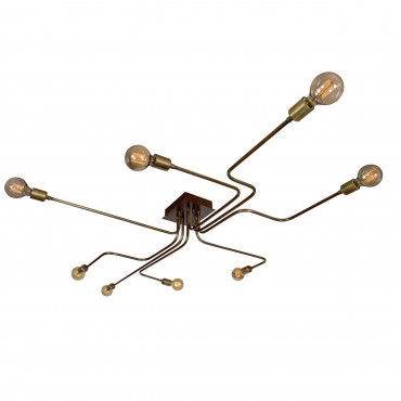 Lampada A Soffitto Spider