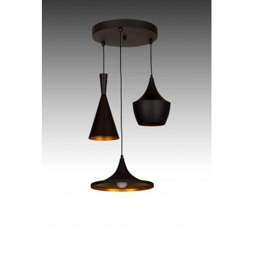 Lampada A Sospensione Metal...