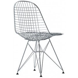 Eiffel steel chair