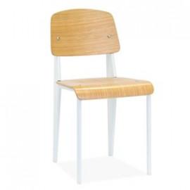 Chair CH8307 Natural beech
