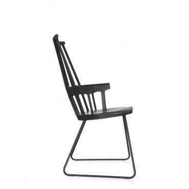 2 sedie Kartell Comback slitta