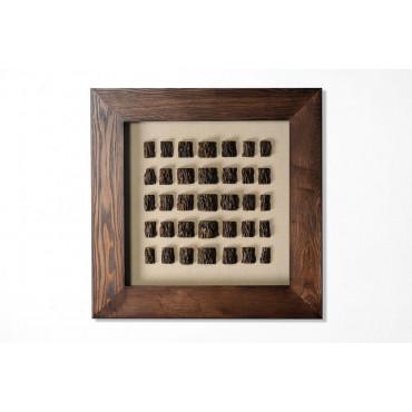 Stones Teca (70 x 5,5 H cm)...