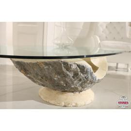 Stones Tavolino (124 x 40 H...