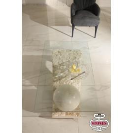 Stones Tavolino (120 x 37 H...