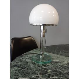 Lampada W da tavolo