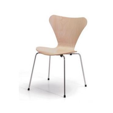 Sedia Serie 7 Arne Jacobsen Frtiz Ansen Replica