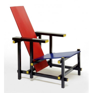 Gerrit Thomas Rietveld chair