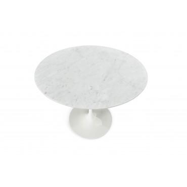 Tavolino basso Tulip Ovale da salotto