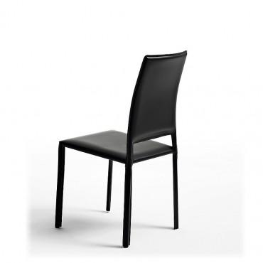 2 sedie schienale alto mod. Aida