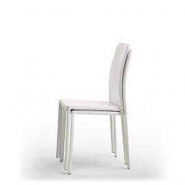 2 sedie impilabili mod. aloe