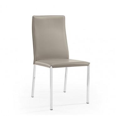2 sedie mod. Ara cromata