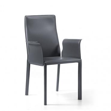 Sedia con braccioli mod. Ara