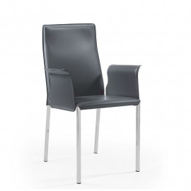 Chair with mod armrests....