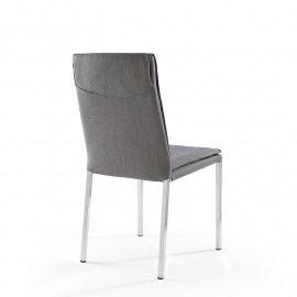 2 sedie mod. Ariel cromata