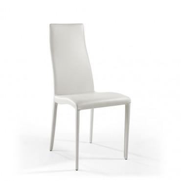 2 aluminum mod chairs. Cuba