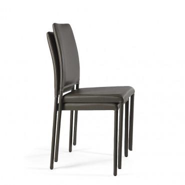 2 sedie impilabili mod. Emi