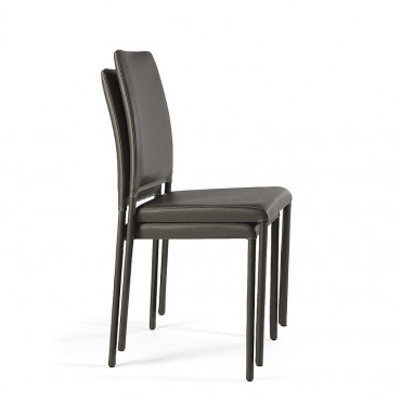 2 mod stackable chairs. Emi