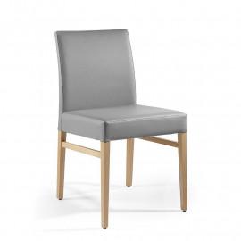 2 sedie faggio massello...