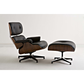 Poltrona Louge Chair Charles Eames