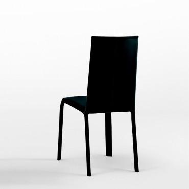 2 chairs back high mod....