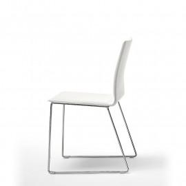 2 sedie impilabili mod. Neve