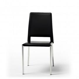 2 sedie in cuoio mod. Nora Q